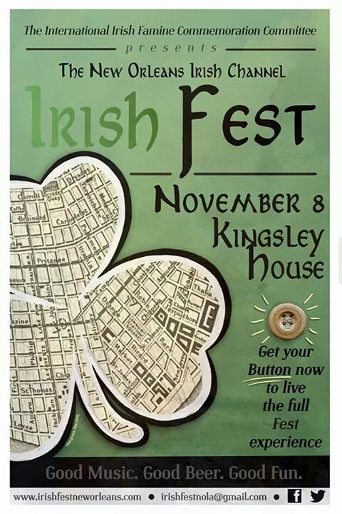 New Orleans Irish Festival