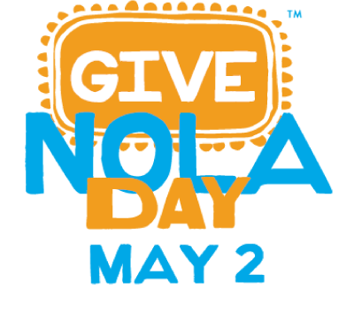 Give NOLA Day graphic
