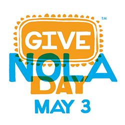 GiveNOLA Day May 3, 2016