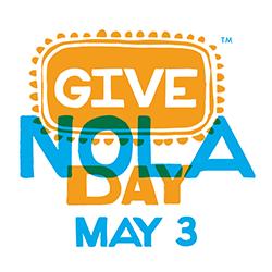 GiveNOLA Day May 3, 2016